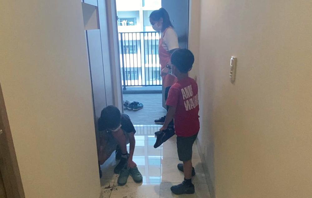 【運も良くなる!?】子どもと一緒に玄関掃除を効率的にやる方法