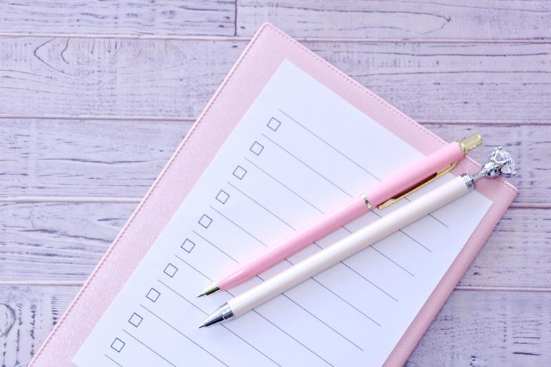 【家事ノートの使い方】家事をリスト化するメリットやコツ・注意点を解説