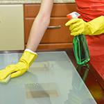 社宅の入退去時の清掃
